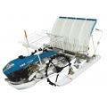 KUBOTA 4 ROWS SPW-48C RICE PLANTER,KUBOTA 4 ROWS WALING RICE TRANSPLANTER